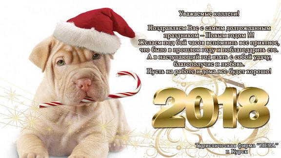 С наступающим Новым 2018 годом!!!